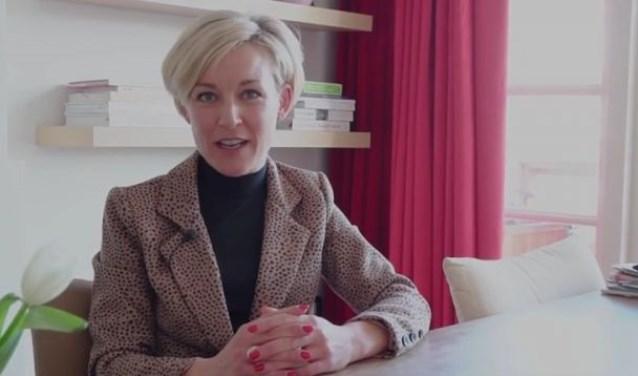 Burgemeester Iris Meerts