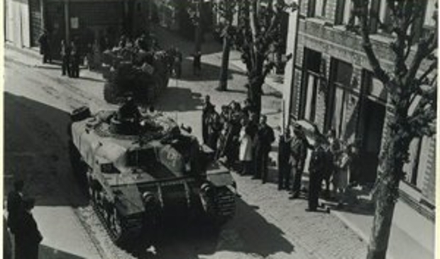 <p>Tankbataljon &#39;8th New Brunswick Hussars&#39; uit Canada bevrijdde Putten.</p>