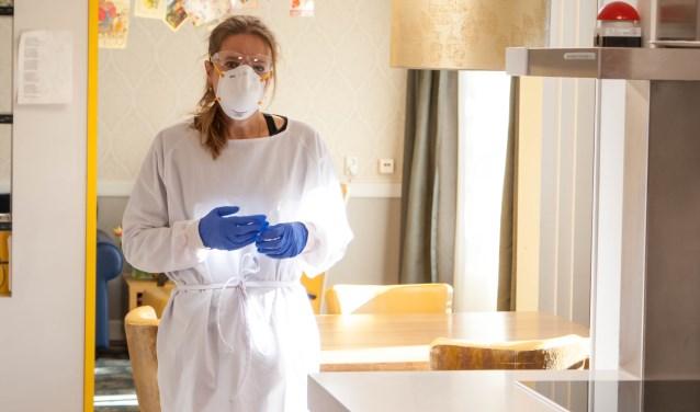 Adrienne de Jonghe isspecialist ouderengeneeskundebij Kennemerhart.
