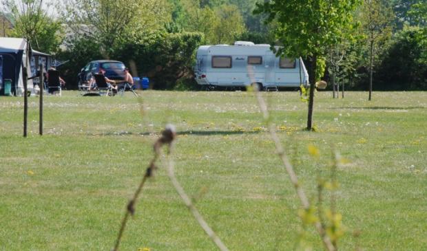 SVR pleit voor een per directe opening van sanitairvoorzieningen op campings.
