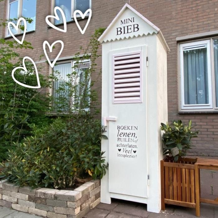Mini Bieb Waardhuizen