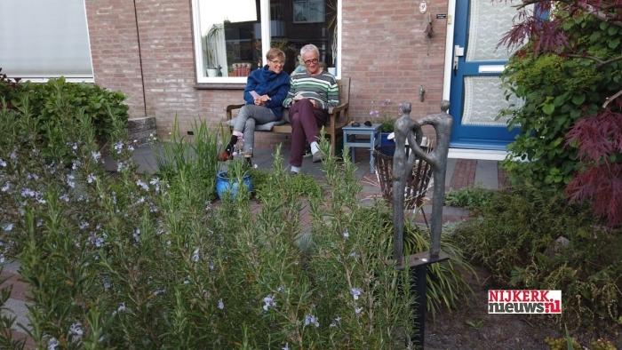 deelnemende buurtbewoners Nijkerk Nieuws © BDU Media