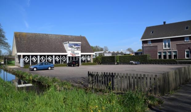 Op de locatie van Van Diemen Funsports worden woningen gebouwd.