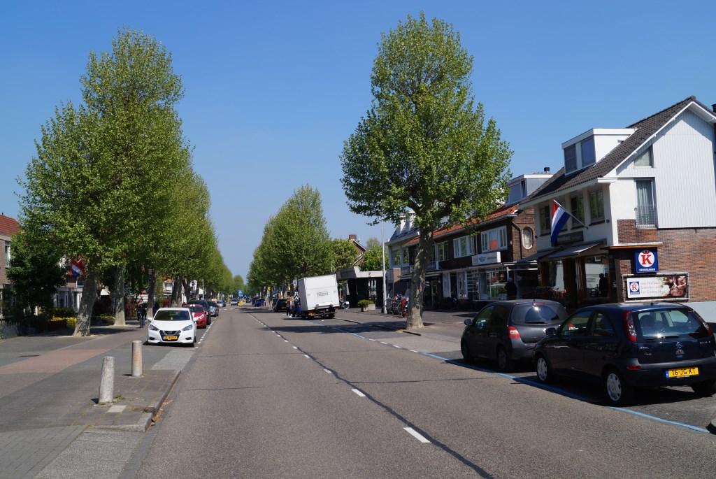 Stilte op de Amsterdamseweg. Normaal kun je hier over de hoofden lopen op Koningsdag. Eddie de Blieck © BDU media