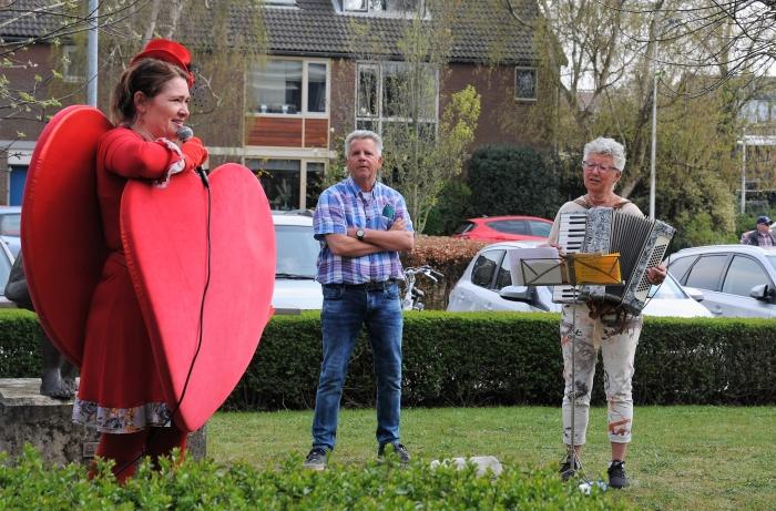 Roos Exoo en Luus Vreeburg