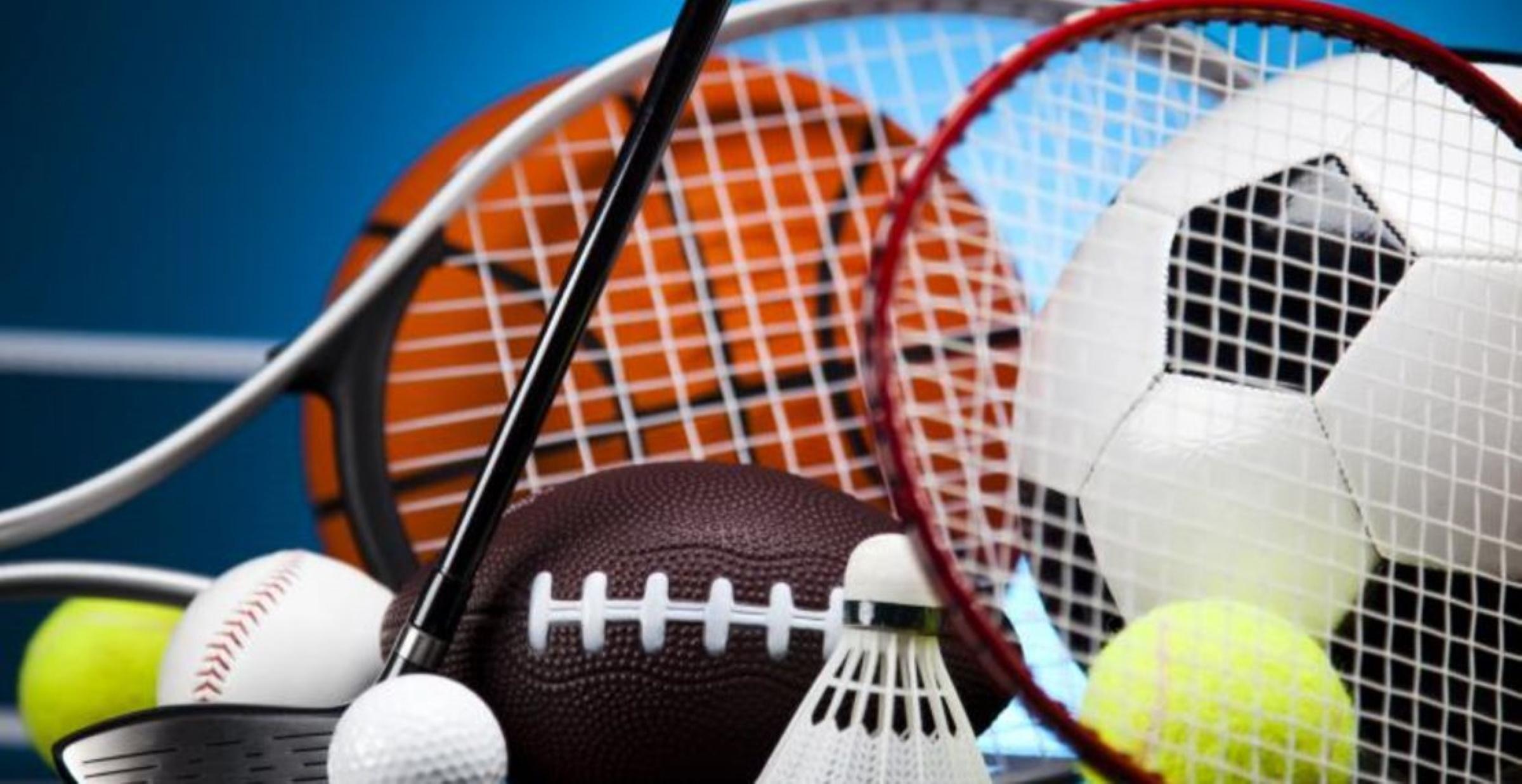 Sportmaterialen