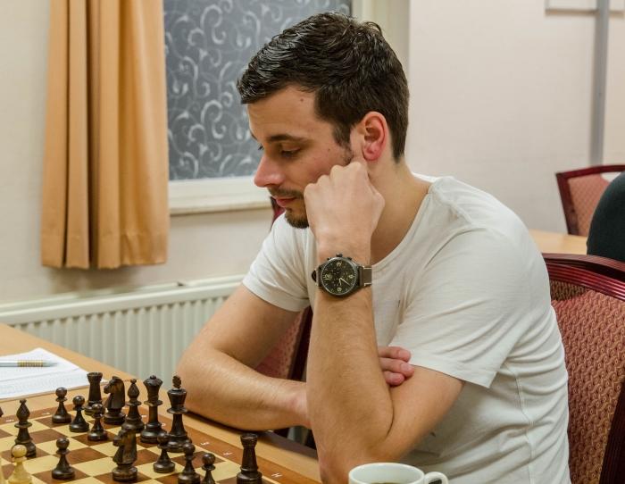 Robert van Rekom, winnaar 4e ronde