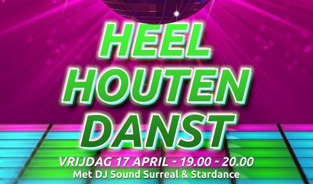 Heel Houten danst