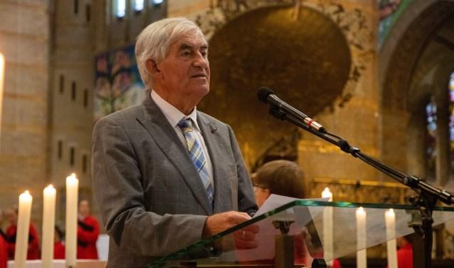 Wim Eggenkamp is benoemd tot Officier in de Orde van Oranje-Nassau.