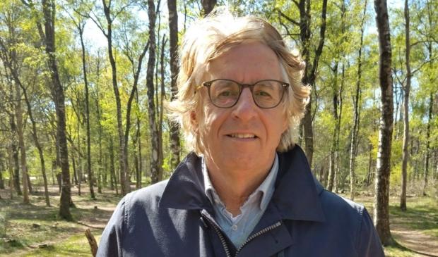 <p>Ron Weil, voorzitter van Huurdersorganisatie Nijkerk (HON).</p>
