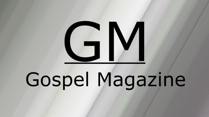 GospelMagazine Header  Jesse Boer © BDU media