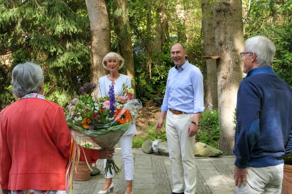 Astrid van Schaik (60) zet zich sinds 1995 in voor de Puttense samenleving. Donkersgoed Multimedia © BDU media