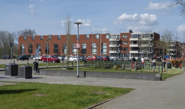 De Binnenweg in Hoofddorp.