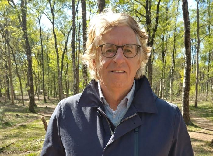 Ron Weil, voorzitter van Huurdersorganisatie Nijkerk (HON)