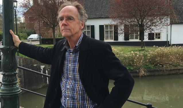 Paul Heijmerink bij de Kromme Rijn