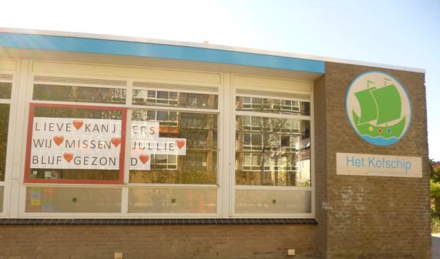 De leerkrachten missen de leerlingen.