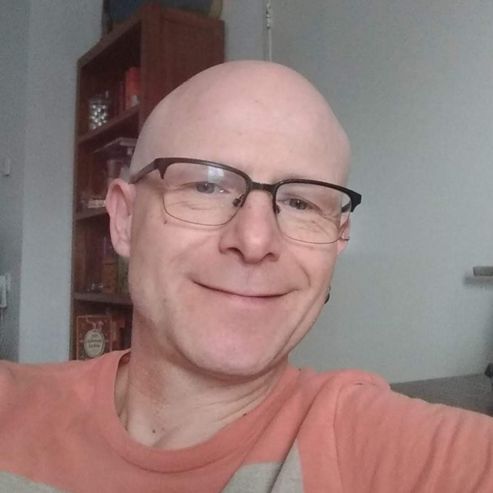 Prentator Theo Boer