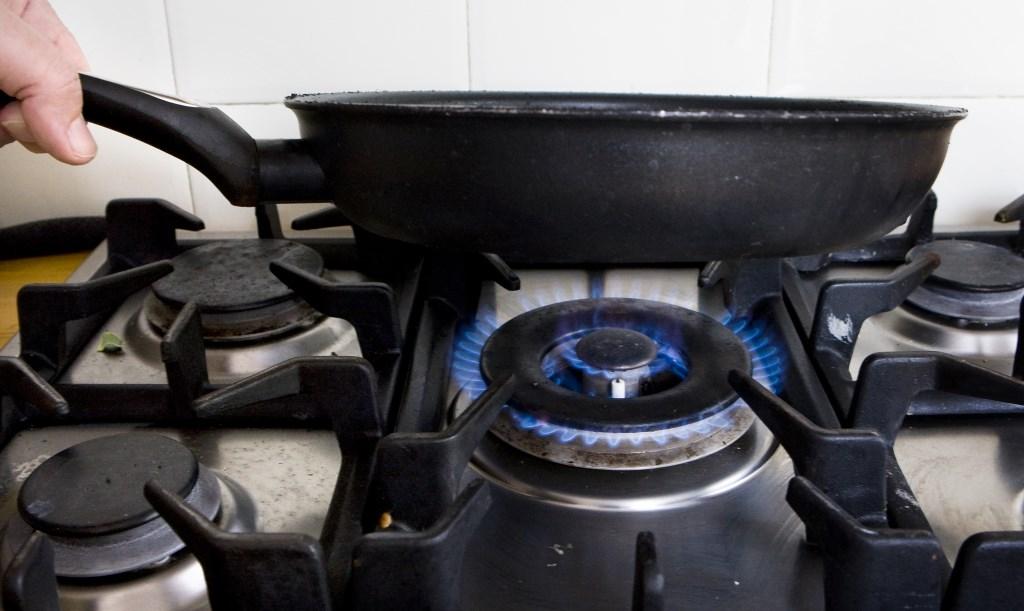 ,,'Van het gas af' houdt in dat de schoonste fossiele brandstof in de ban wordt gedaan.'' Koen Suyk © BDU media