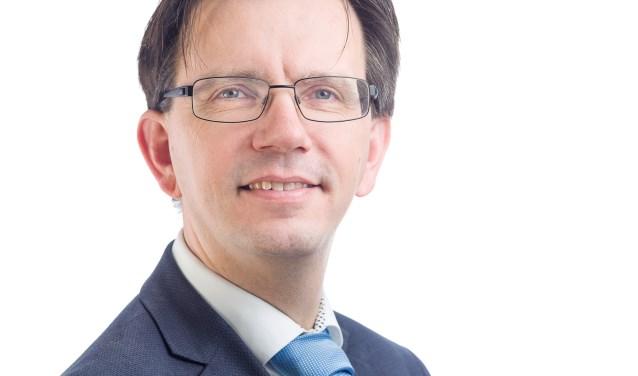 Fred Schenk, raadslid in de gemeente Bunnik en mede-ondertekenaar van de brief aan Wiebes