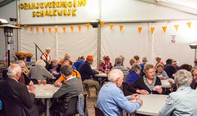 Koningsdag in Schalkwijk 2019