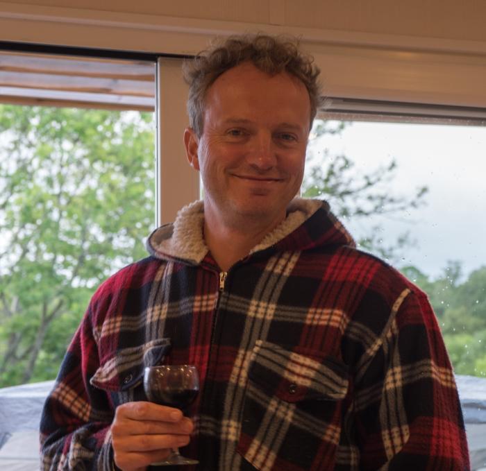 Rondewinnaar Ronald Breedveld