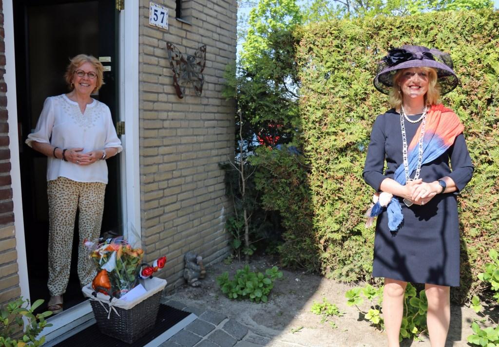 Mevrouw Rietveld  Gemeente Gorinchem © BDU Media