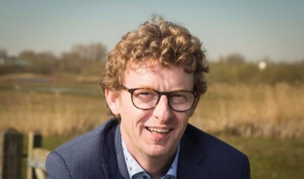 <p>Jan Overweg raadde de motie van ITH over Buitenwereld af.&nbsp;</p>