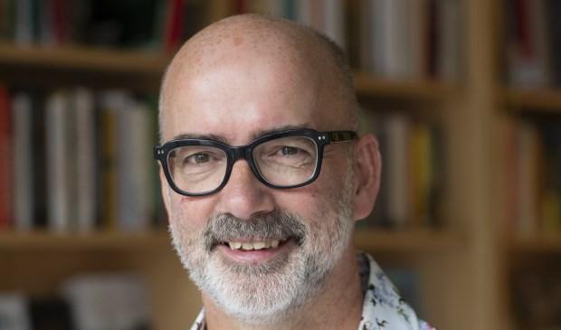 Arno Koek van Boekhandel Blokker.