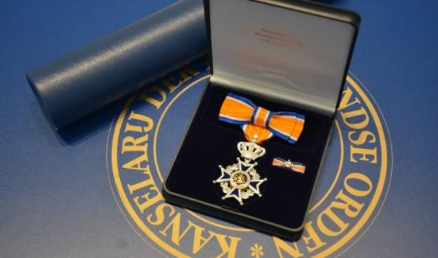 Dit jaar vijf lintjes in de gemeente Soest, allemaal voor een Lid in de Orde van Oranje Nassau.