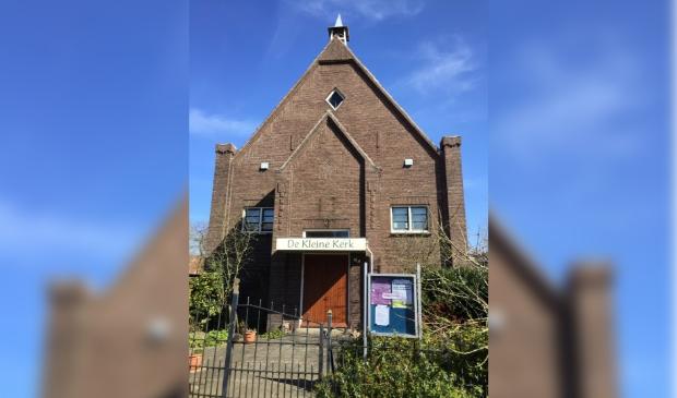 <p>De Kleine Kerk</p>