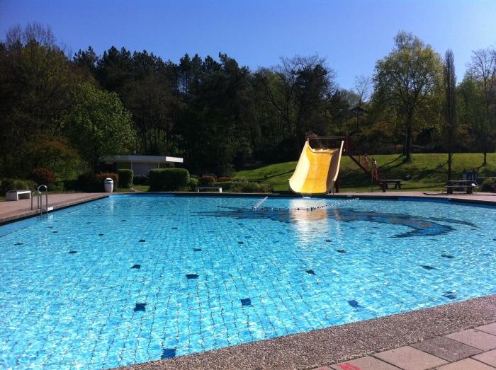 Ook Bosbad Leersum blijft voorlopig nog verstoken van zwemmende bezoekers