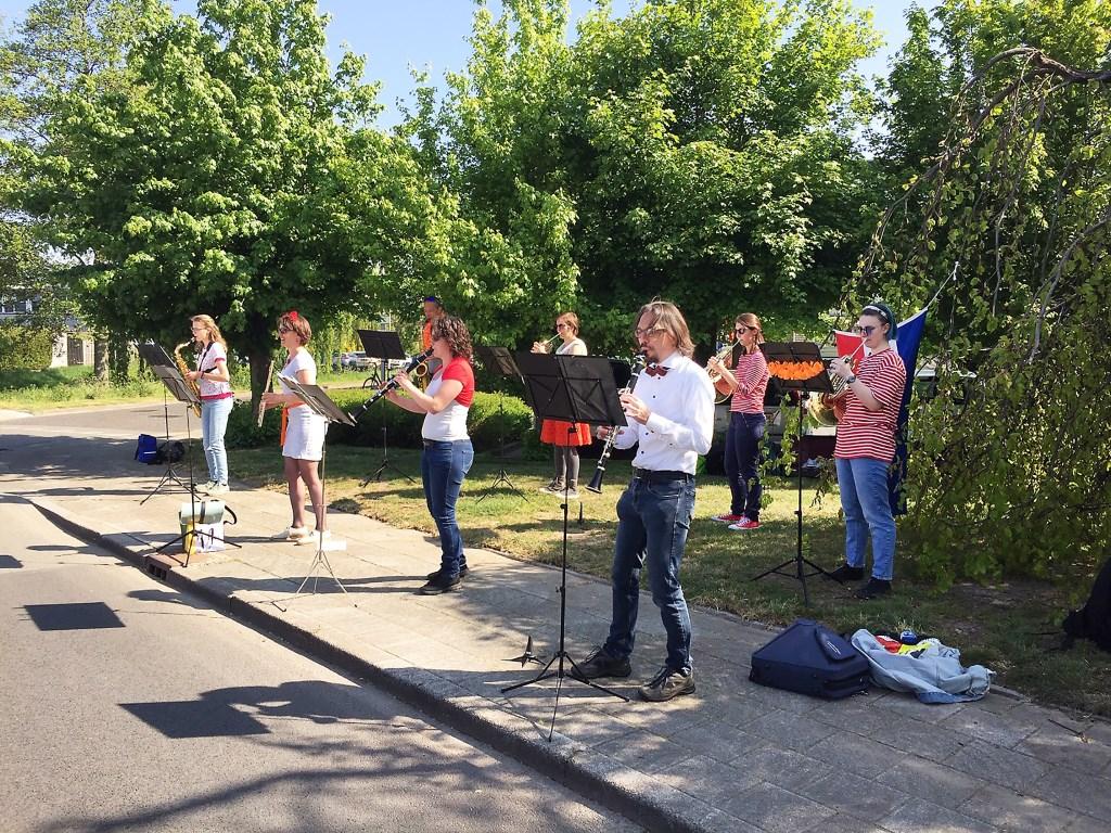Muziek in Nijenrode Rinus van Denderen © BDU media