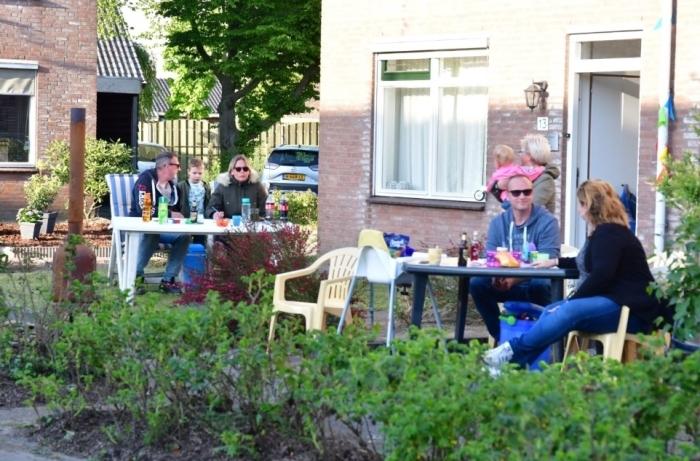 deelnemende buurtbewoners Kees van den Heuvel © BDU Media