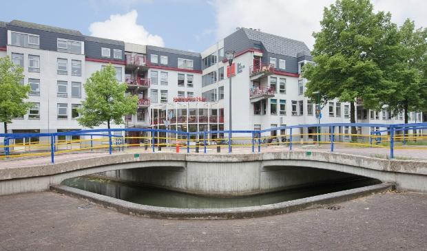 Coronacentrum Houten in Het Haltna Huis ZorgSpectrum © BDU media