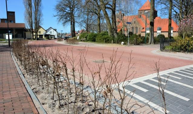 De inmiddels afgeronde herinrichting van de Hessenweg nabij de Sint-Jozefkerk Gerwin van Luttikhuizen © BDU media