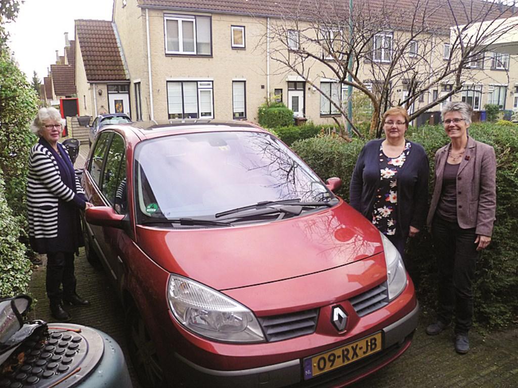 Chauffeursdienst van de Huiskamer van Odijk, zoals die nu ook in Bunnik wordt opgestart.