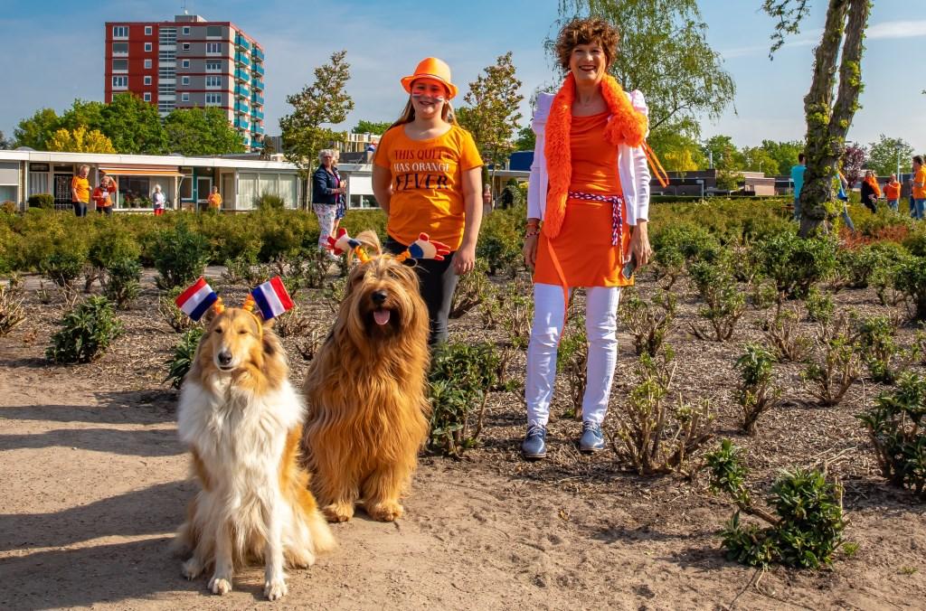 Organisatoren Enola Vlaanderen en Dini Rutten. Theo Beumer © BDU Media