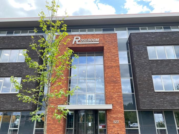 nieuwe kantoorpand Roseboom © BDU Media
