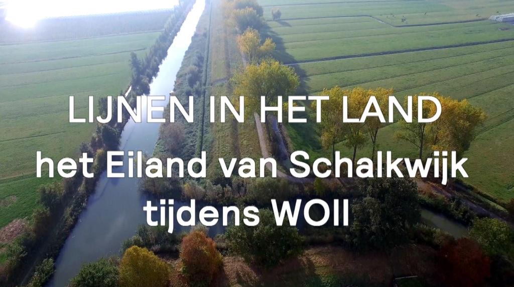 Lijnen in het Land 4 en 5 mei comité Schalkwijk © BDU media