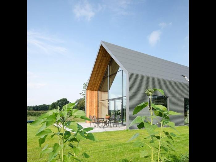 De woning van Martijn Bos en Quirine Dekker uit Hengelo De Nationale Duurzame Huizen Route © BDU Media
