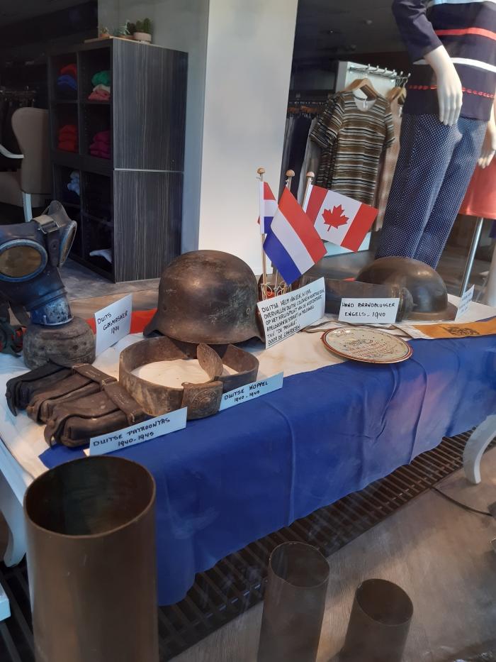 een kleine verzameling lokale historie 2e Wereld Oorlog