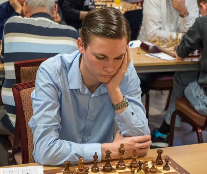 Jorik Klein, winnaar 1e Online Competitie