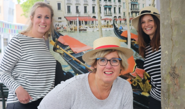 Het team van Livera Amersfoort Noord is helemaal in Italiaanse sferen.