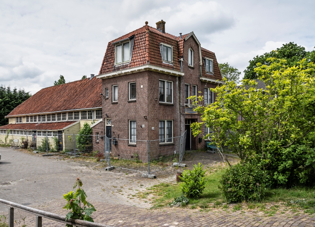Het Parochiehuis. JAN REINIER VAN DER VLIET © BDU media