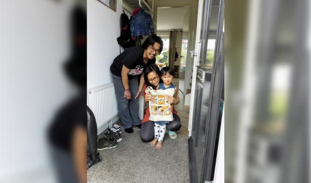 Verrassingspakketten voor 50 gezinnen