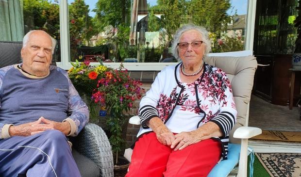 Cor en Annie vierden hun 65ste huwelijksdag in stilte en felicitaties bleven op afstand