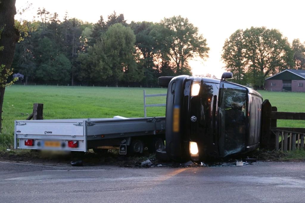 Ongeval Wekerom AberMedia © BDU Media