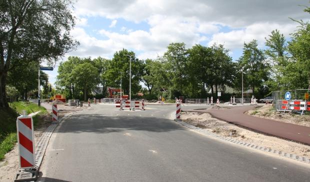 De afwerking van het laatste deel van de renovatie volgt de komende dagen.