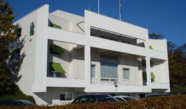 <p>Het gemeentehuis van Soest</p>