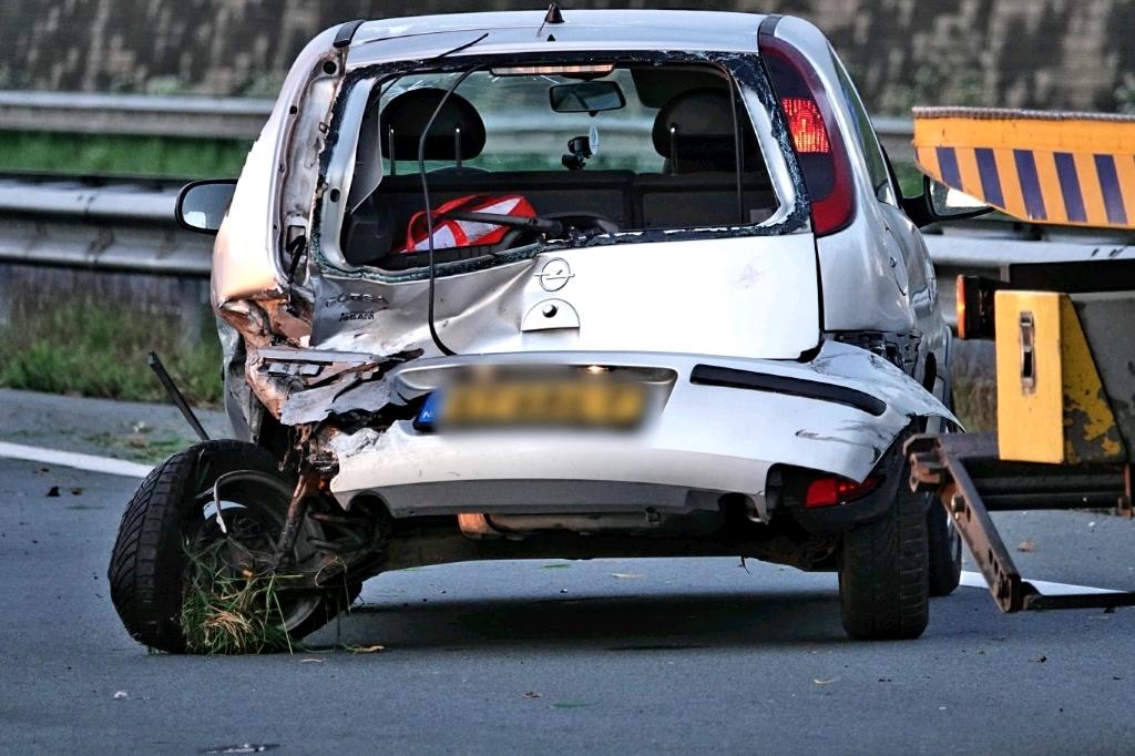 Ongeval A30 AberMedia © BDU Media